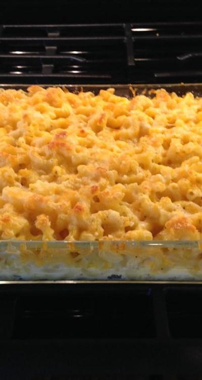 Baked Macaroni and Cheese III