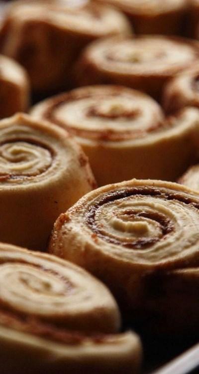 Cinnamon Rolls III