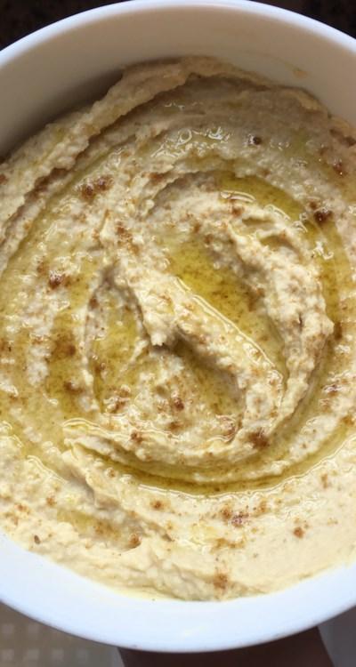 Real Hummus