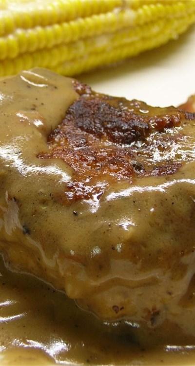 Baked Pork Chops I