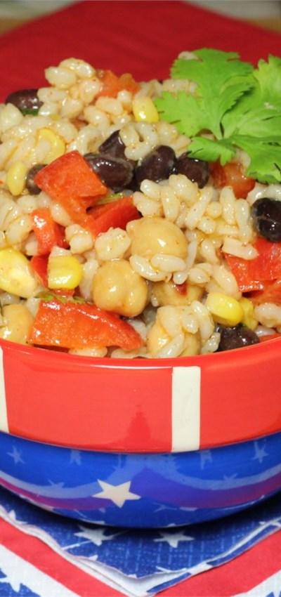 Kerry's Beany Salad
