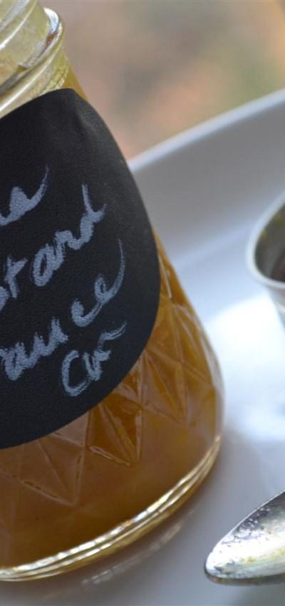 Carolina Mustard Sauce #1