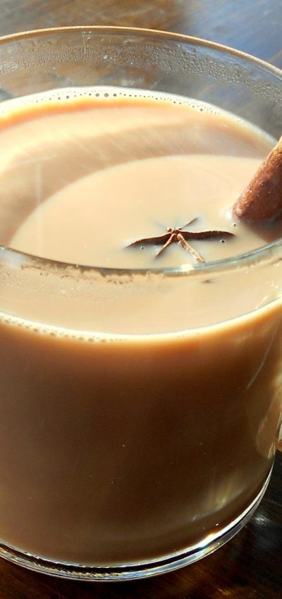 Slow Cooker Chai