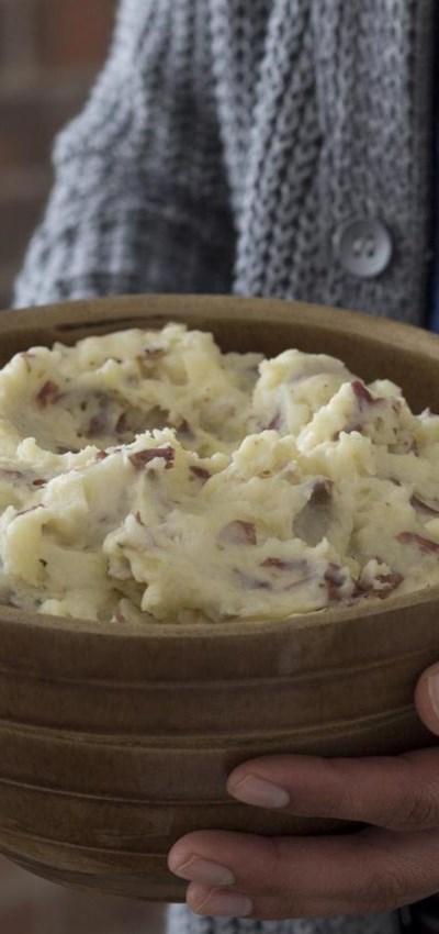Garlic Mashed Potatoes Secret Recipe