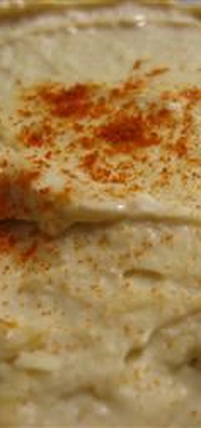 Authentic Kicked-Up Syrian Hummus