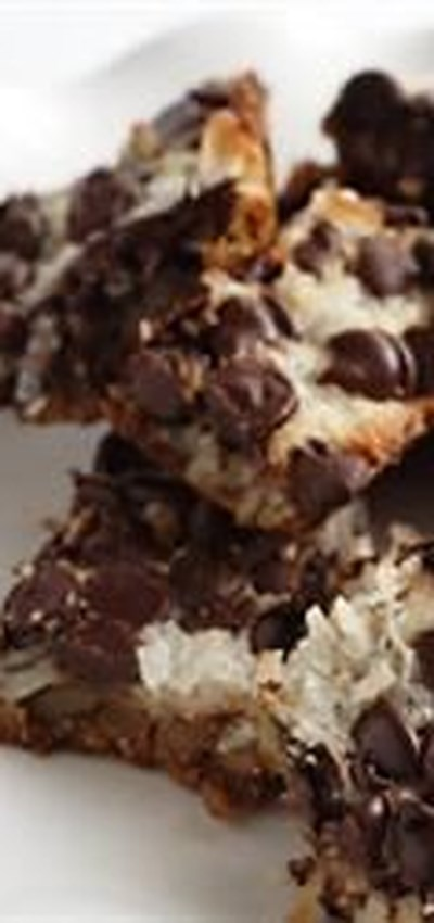 Gluten-Free Magic Cookie Bars
