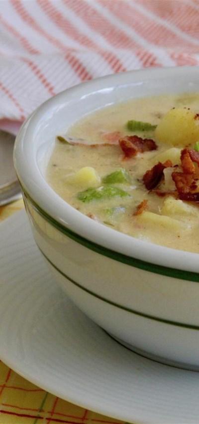 Perfect Potato Soup