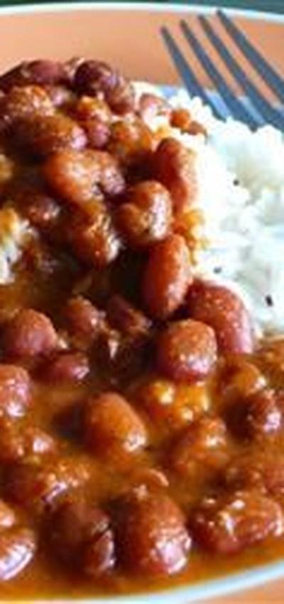 Rajma (Kidney Bean Curry)