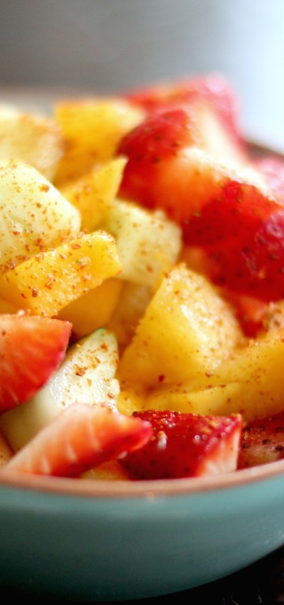 Mexican-Inspired Fruit Salad