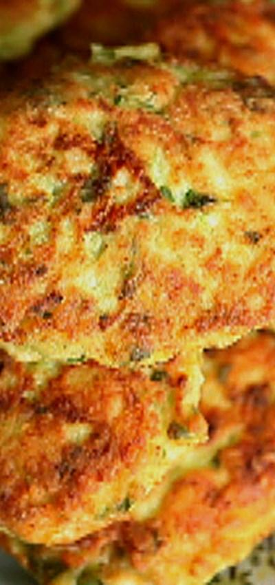 Best Chicken Patties