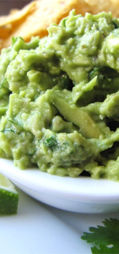 Simply Guacamole