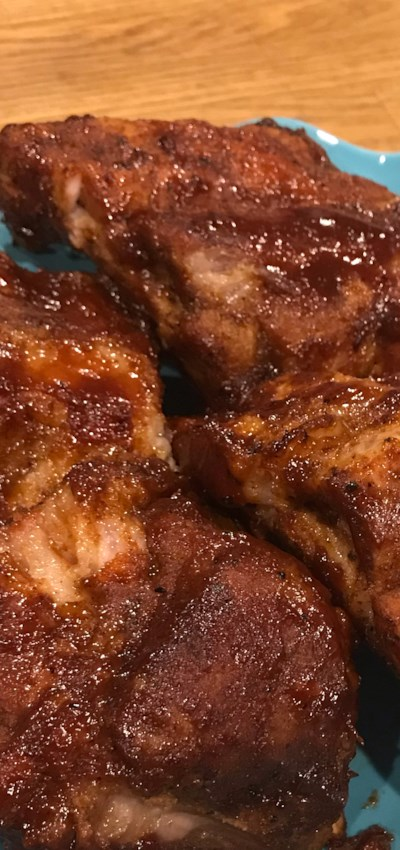 Instant Pot® Baby Back Ribs