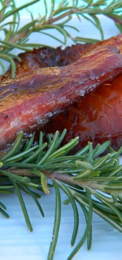 Smoked Steelhead Trout (Salmon)