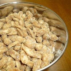 Honey Roasted Peanuts ggrks