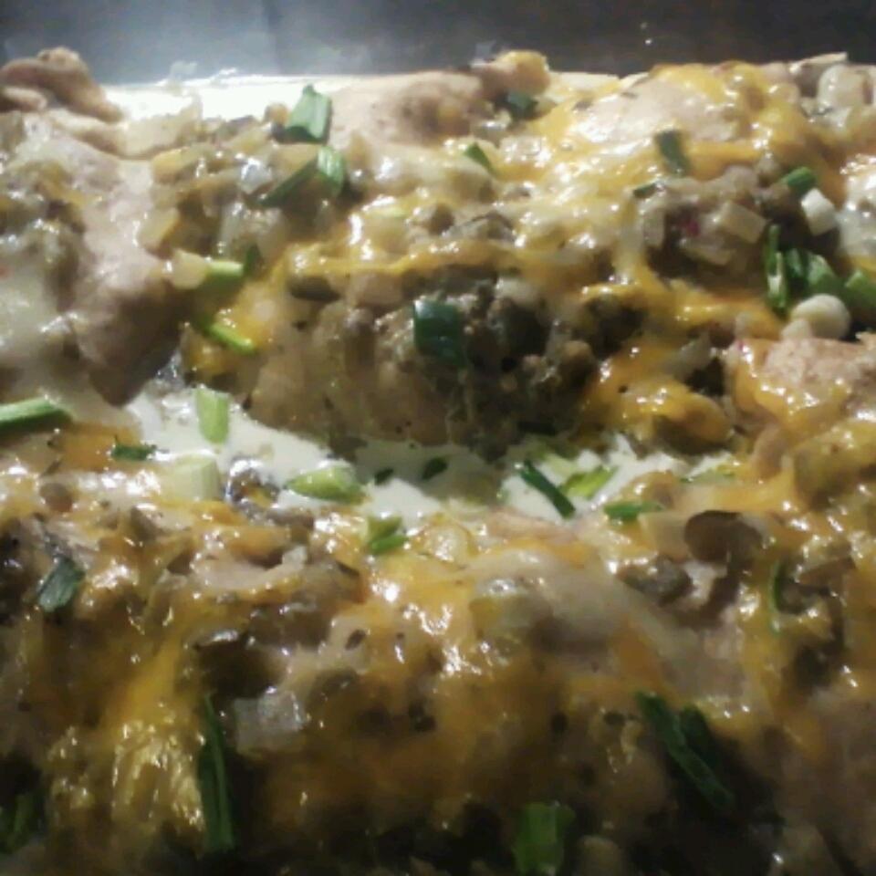 Enchiladas Suizas MLowinger