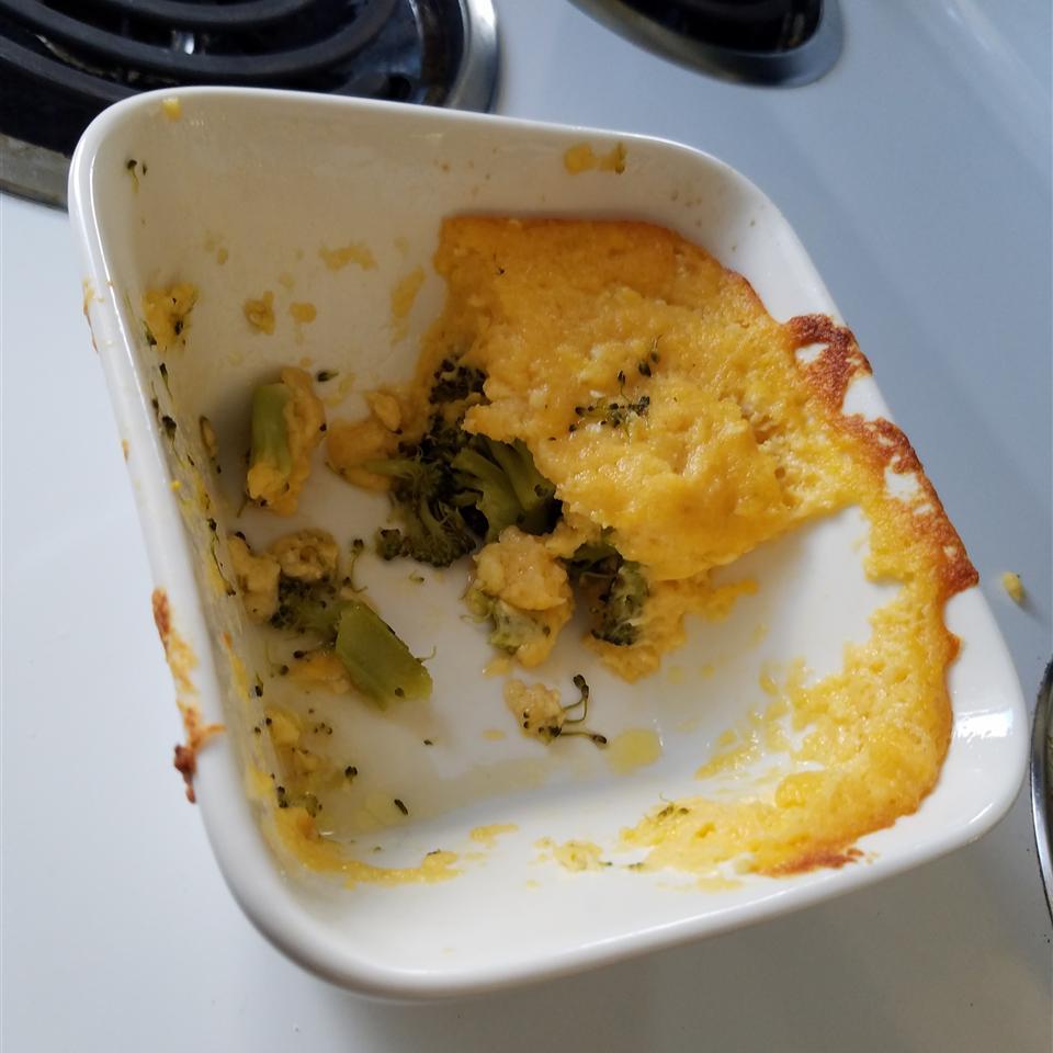 Broccoli Cheese Bake