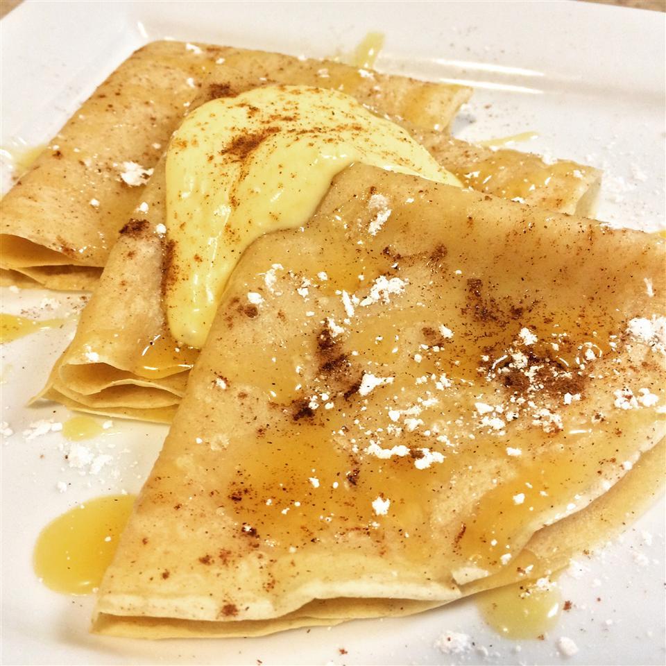 Breakfast Crepes image
