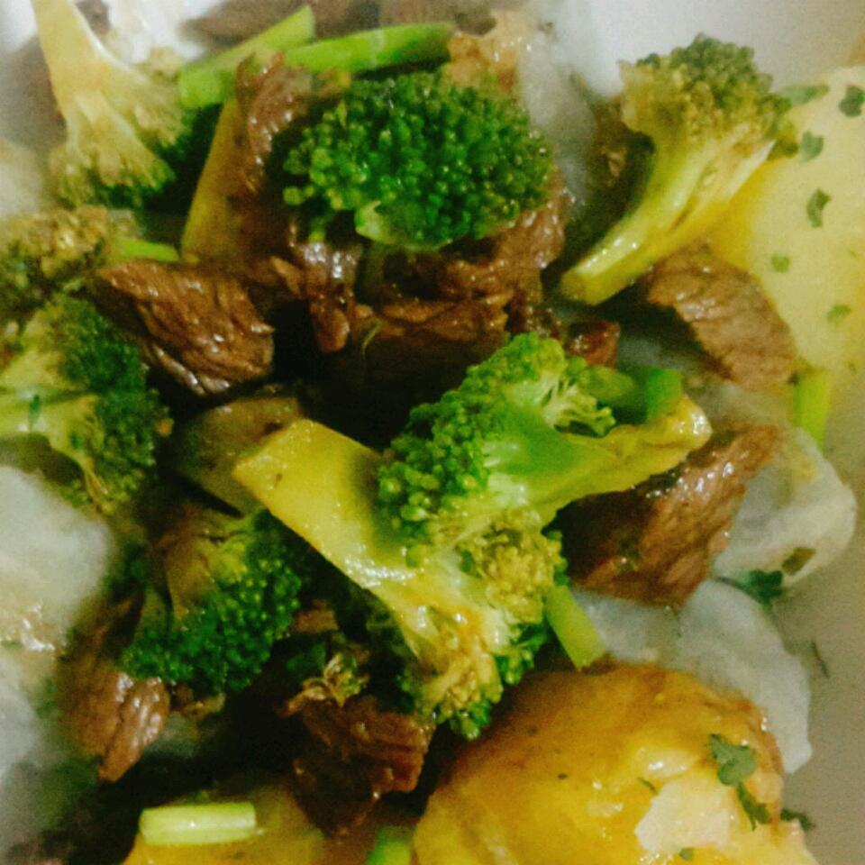 Broccoli Beef II