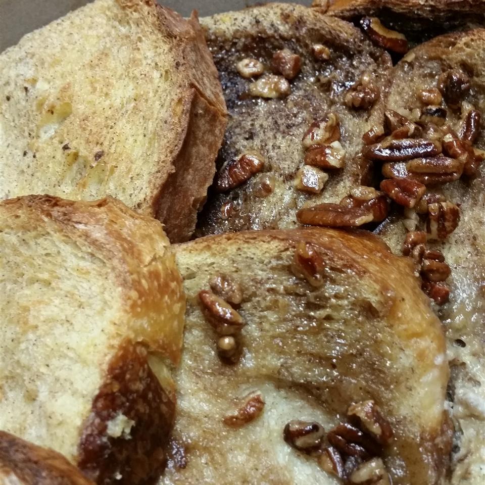 Baked French Toast Casserole daniellavictoria