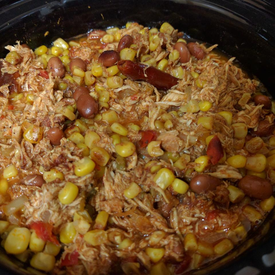 Chicken and Corn Chili