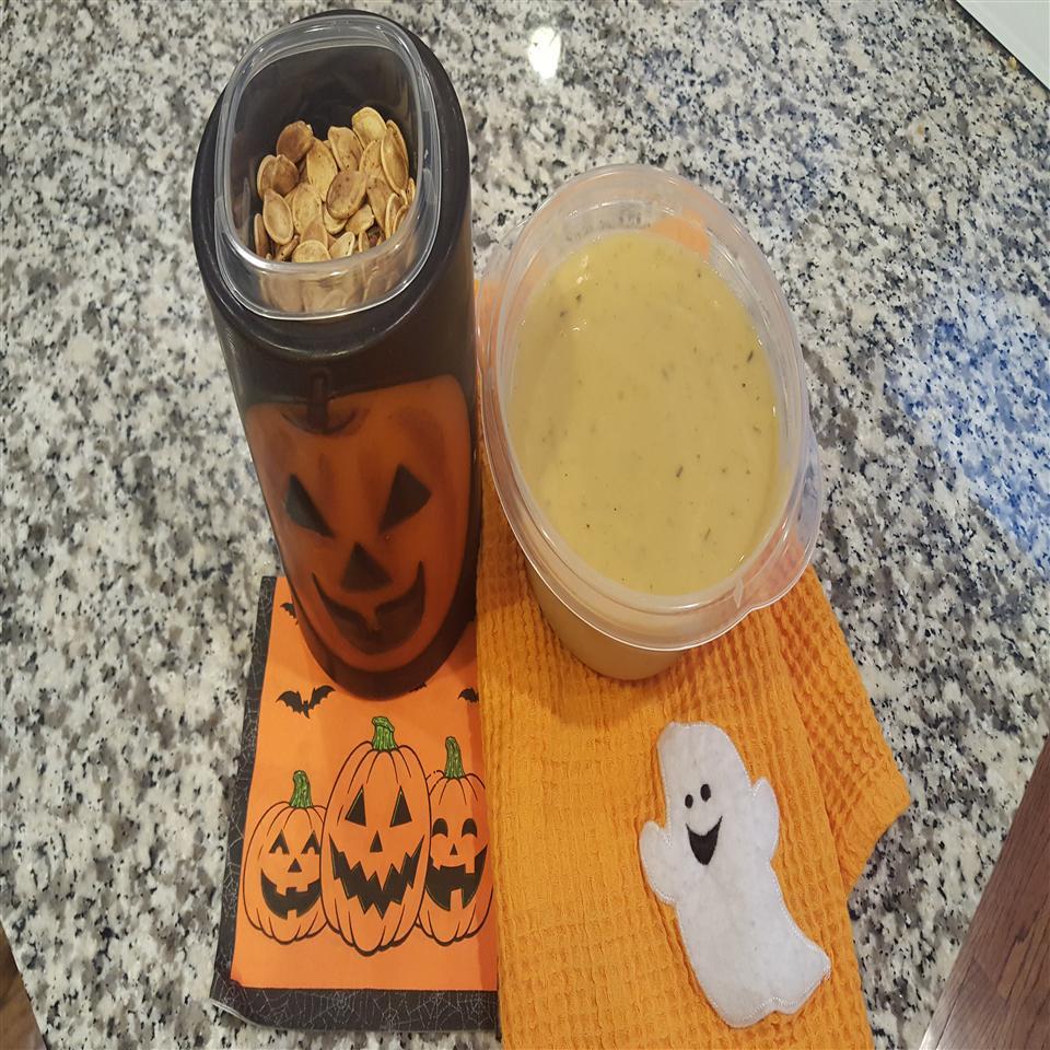 Smashing Pumpkin Soup limeshmd