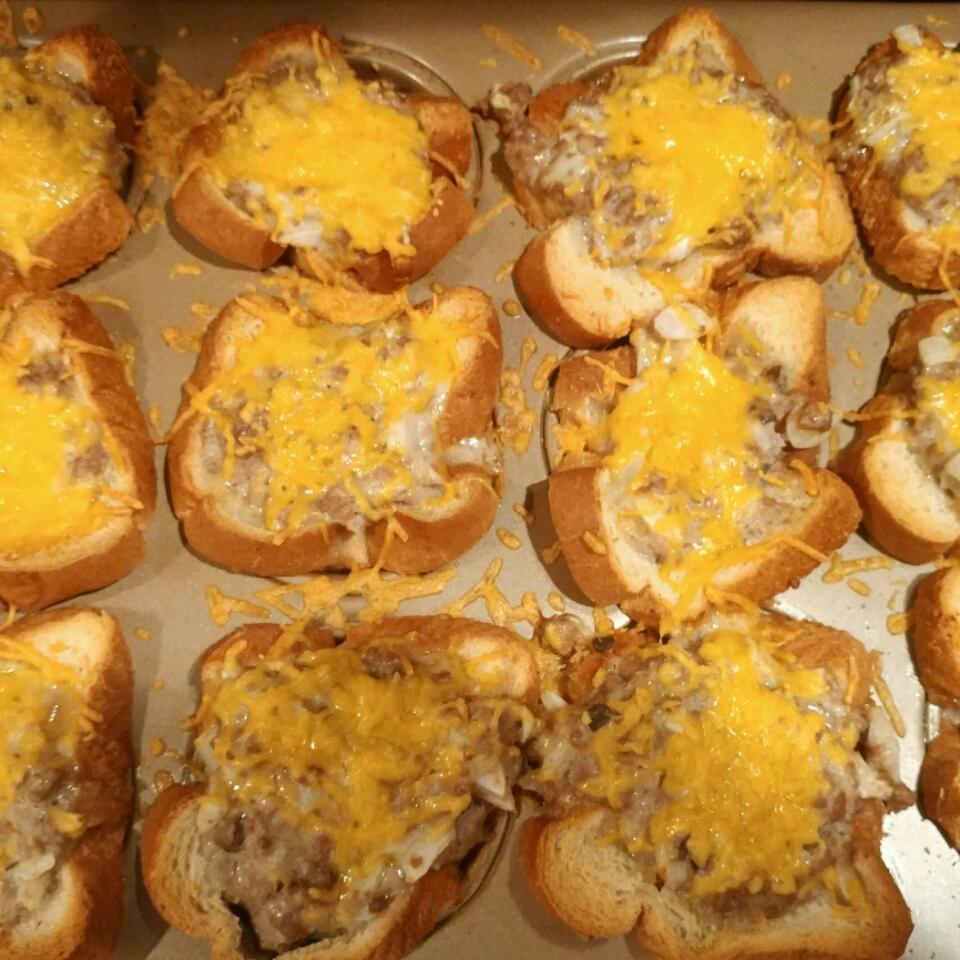 Hamburger Muffins Trent Powell