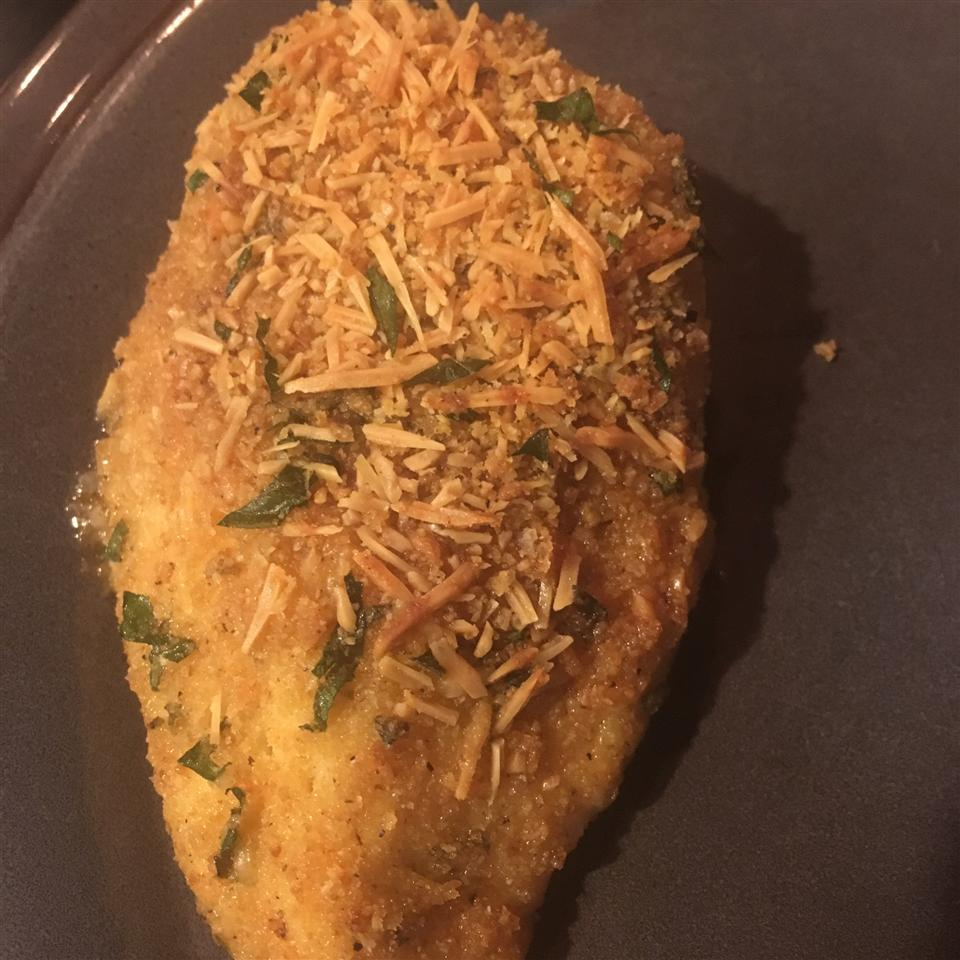 My Mom's Parmesan Chicken