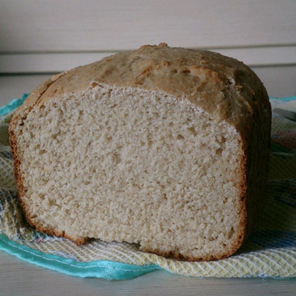 Honey Wheat Oat Flour Bread Machine Bread