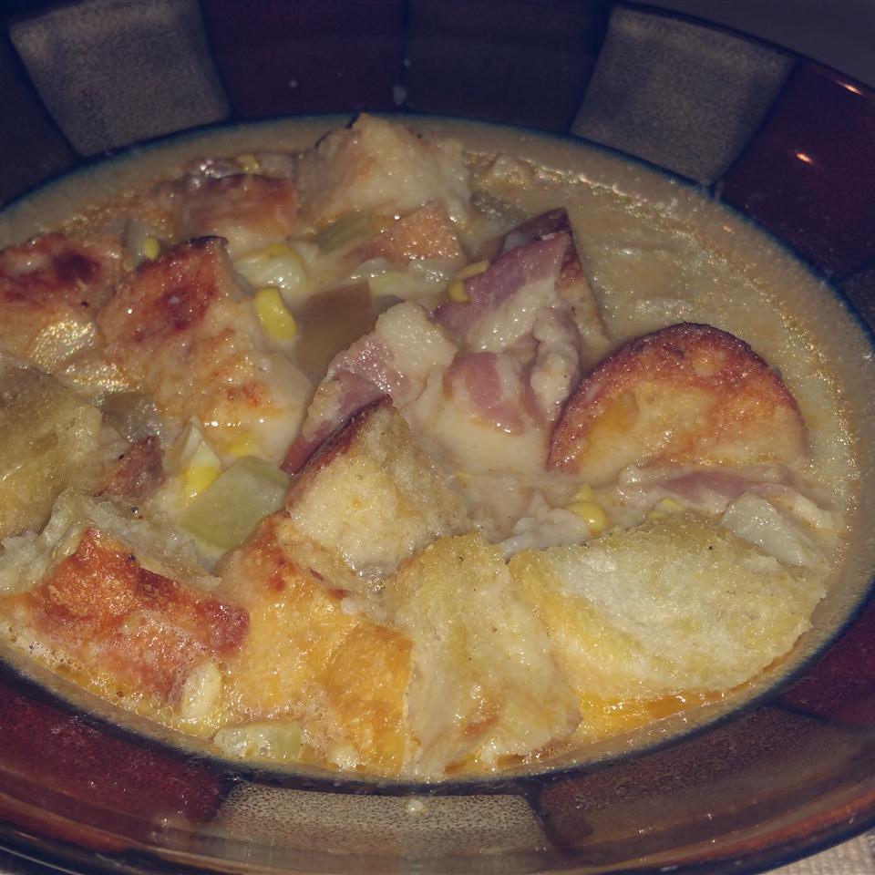 Creamy Fish Chowder RAdams