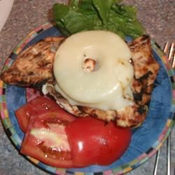 Grilled Hawaiian Chicken and Pineapple Sandwiches Kathleen