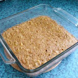 Cornmeal Cake sal
