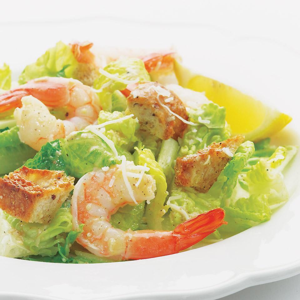 Shrimp Caesar EatingWell Test Kitchen