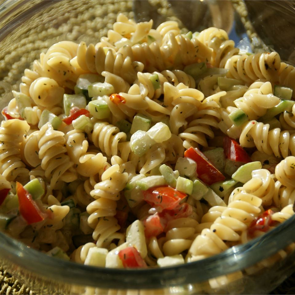 Best Ever Pasta Salad