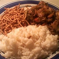 Easy Chicken and Vegetable Stir-Fry Sandi Nicol