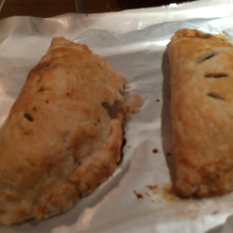 Cornish Pasty Barrie Malson