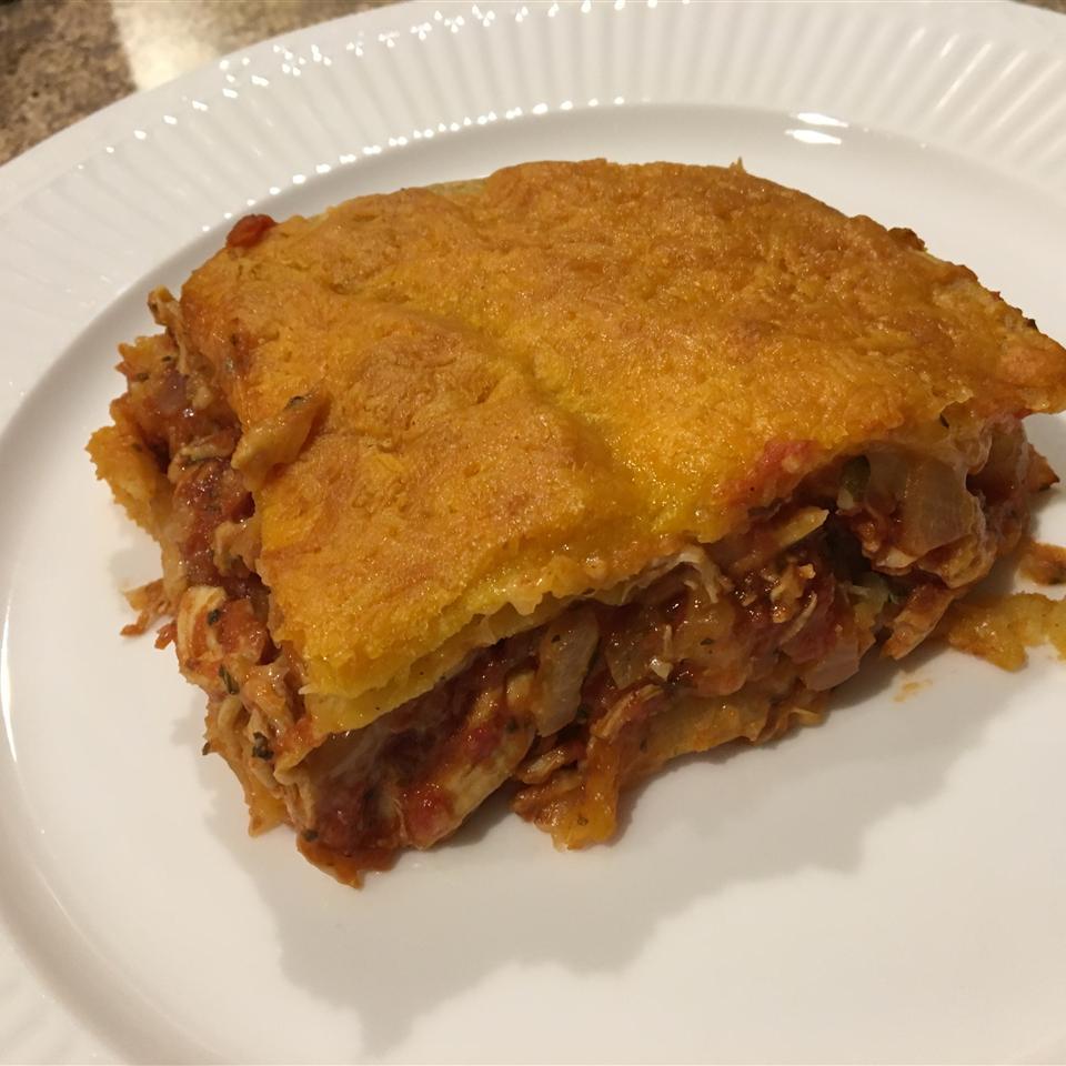 Southwestern Chicken Lasagna Bobbie Russie