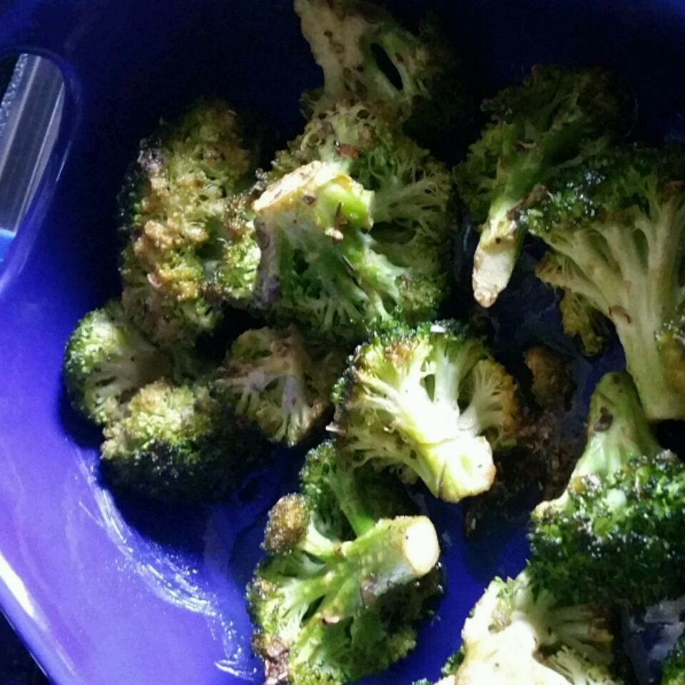 Baked Broccoli