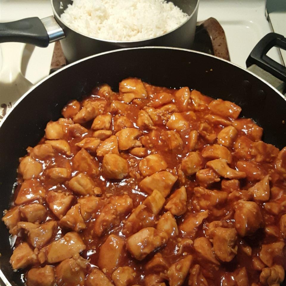 Mama's Asian Chicken and Rice Kaitlin Retheford