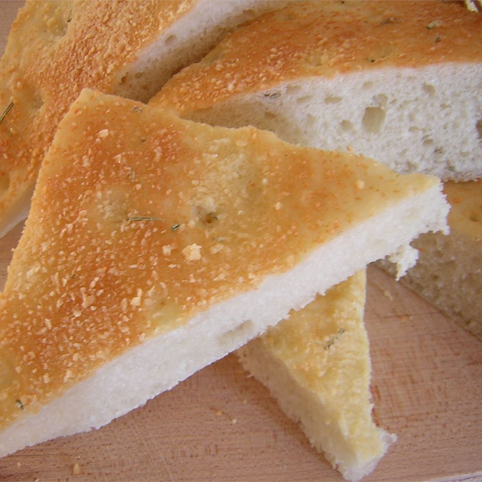 Easy Focaccia - Printer Friendly