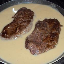 Creole Pan-Fried Flat Iron Steak EL~LOCO~FOODS