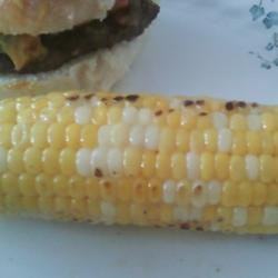 Juicy Grilled Corn On The Cob Mary