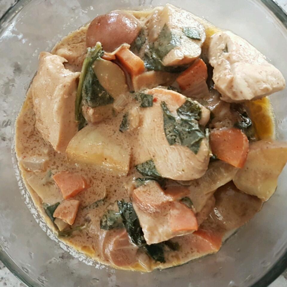 West African Chicken Stew hamilm4