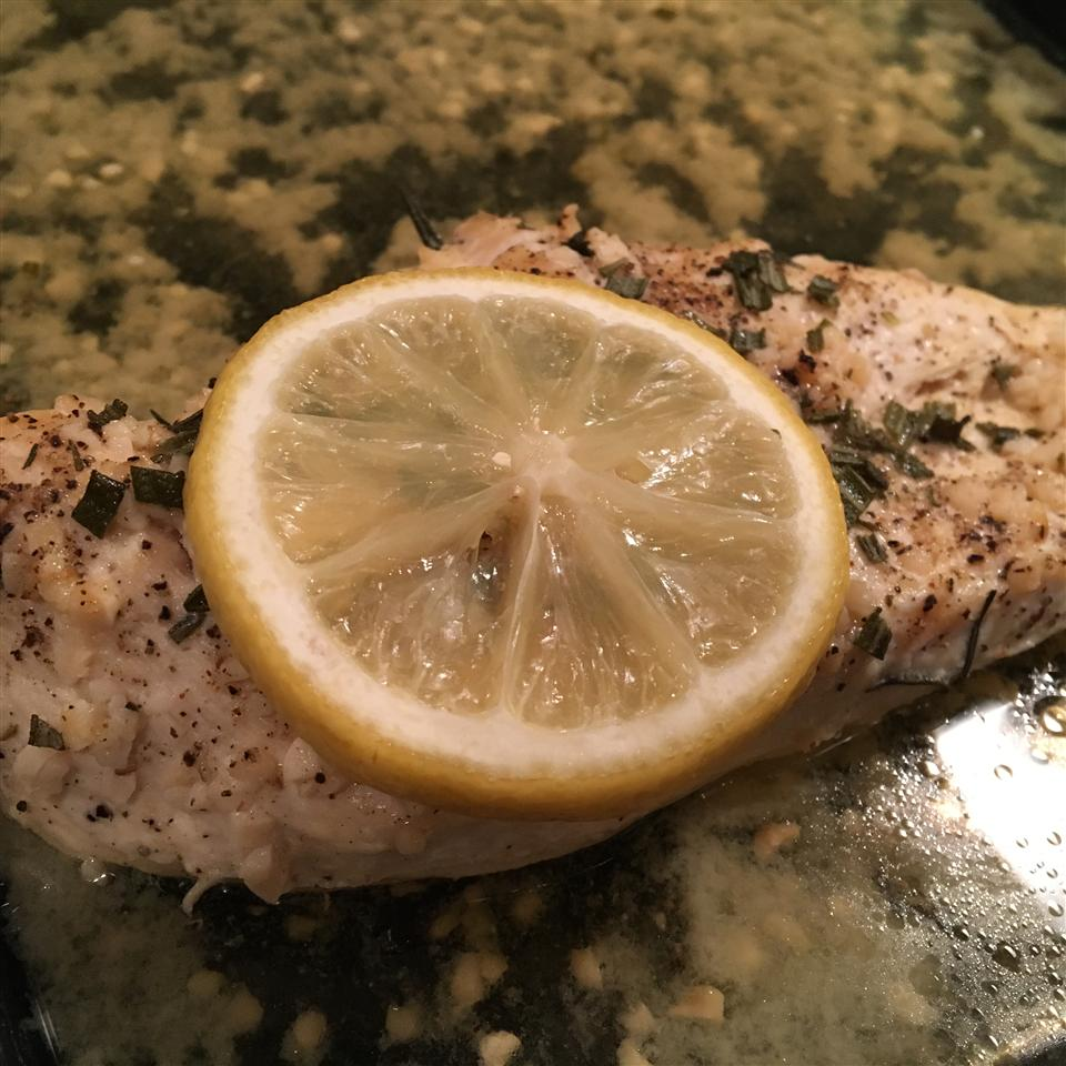 Easy Garlic and Rosemary Chicken Jennifer Gough-Gray