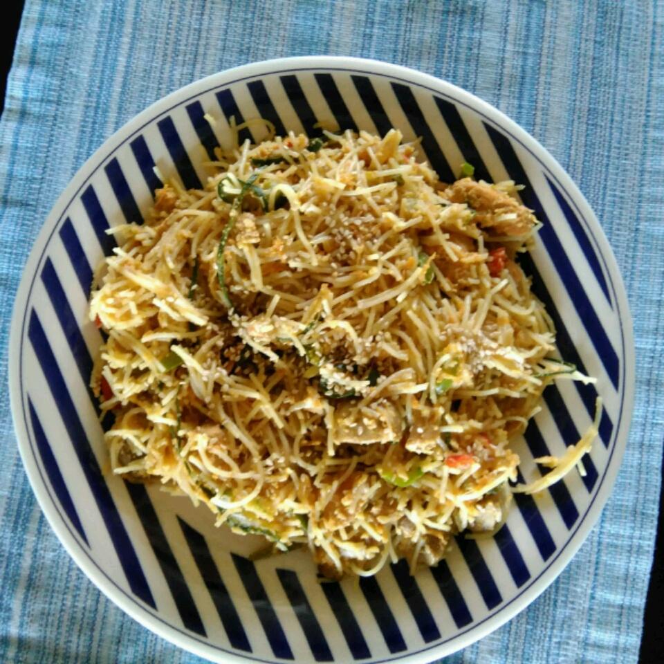 Thai Noodles DiatomicLemur