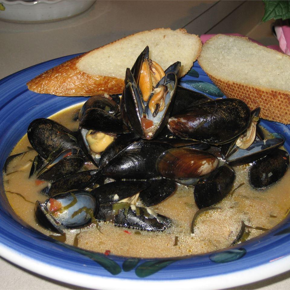 Amazing Mussels Sabrina