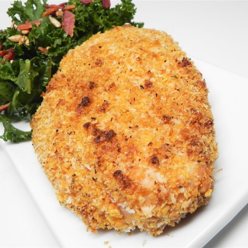 Barbeque Buttermilk Oven-Fried Chicken mrjennings