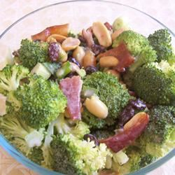 Kecia's Broccoli Salad Janet H