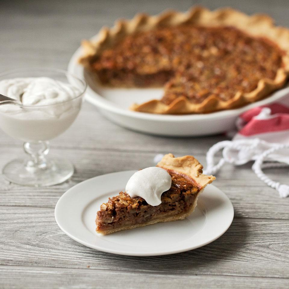 Gluten-Free Pecan Pie Devon O'Brien