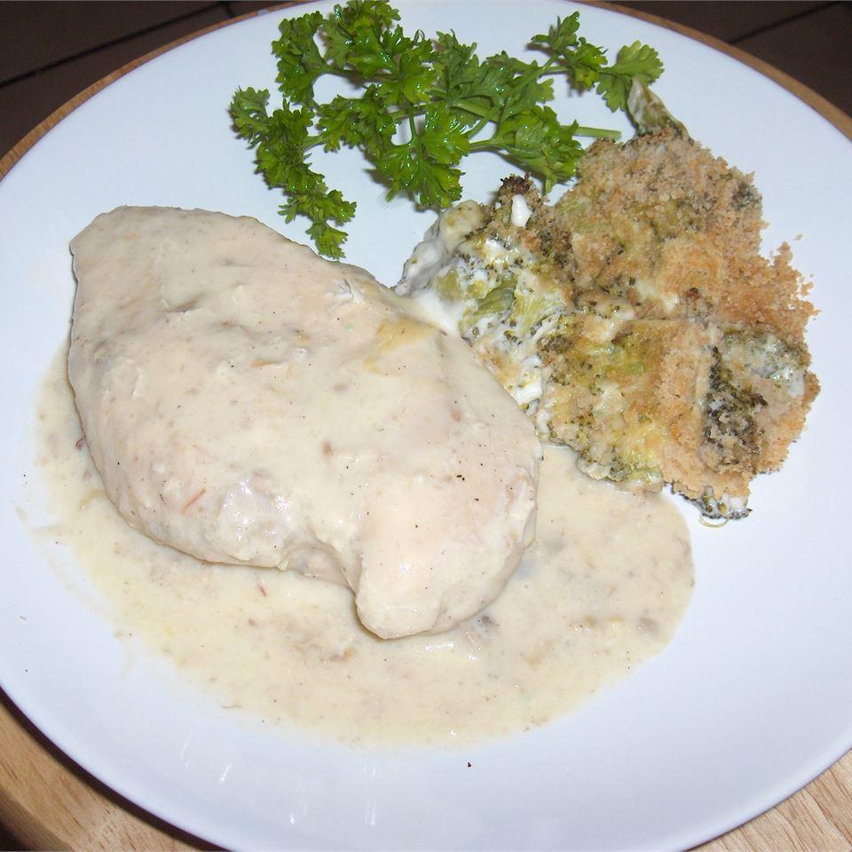 Chicken a la Charlie Jacki Remsberg