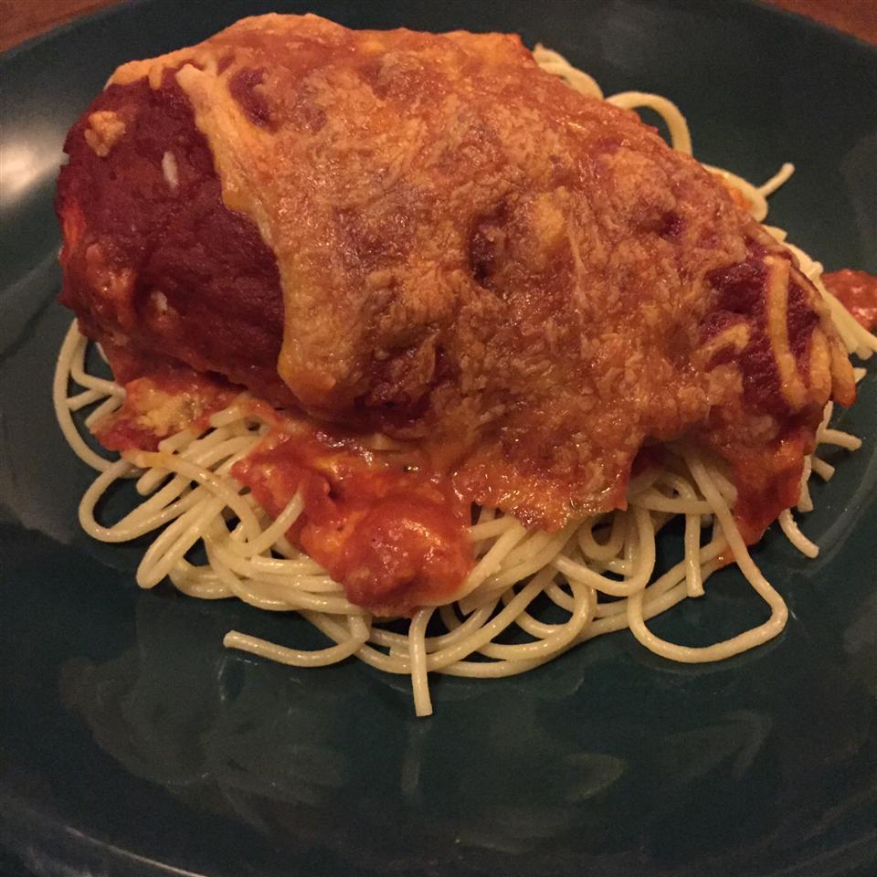 Cheesy Chicken Marinara jessaca